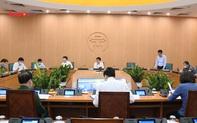 Chủ tịch TP Hà Nội: Nhân dân Thủ đô bình tĩnh, tin tưởng và ủng hộ các biện pháp phòng chống dịch.