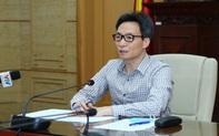Phó Thủ tướng Vũ Đức Đam: Dồn lực dập bằng được ổ dịch ở Bệnh viện Bạch Mai