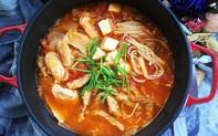 Học người Hàn cách nấu miến ngon ngất ngây, ăn hoài mà không sợ tăng cân!