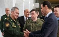 """""""Vô cùng bí ẩn và khẩn cấp"""": Tại sao Bộ trưởng Quốc phòng Nga Shoigu bất ngờ tới Syria?"""