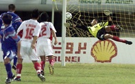 """Kỷ lục khó xô đổ của bóng đá Việt Nam và nỗi đau day dứt bởi """"độc chiêu"""" từ người Thái"""