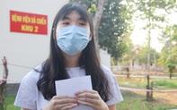 """Được chữa khỏi Covid-19, nữ du học sinh TP.HCM tự tay làm quà tặng bác sĩ: """"Ở đây tuyệt lắm ạ, giống như một gia đình vậy"""""""