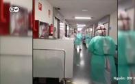 COVID-19: Số ca tử vong ở Tây Ban Nha đạt mức cao kỷ lục