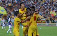 Cầu thủ CLB Dược Nam Hà Nam Định giảm 25% lương, hỗ trợ CLB trong mùa dịch