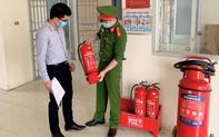 Hướng dẫn PCCC và CNCH tại Bệnh viện dã chiến Mê Linh