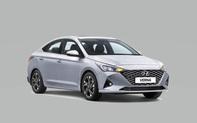 Thông tin chi tiết về giá bán chiếc sedan hạng trung Hyundai Verna