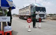 Thông tin mới nhất về thay đổi quy định qua lại cửa khẩu với Campuchia và Lào
