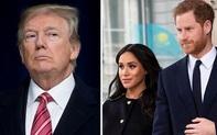 Chuyên gia phân tích lý do khiến ông Donald Trump từ chối hỗ trợ nhà Meghan Markle, hóa ra là bắt nguồn từ sự ích kỷ của nhà Sussex
