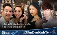 Sao Việt rao bán bất động sản vì ảnh hưởng mùa dịch: Chỉ mong thu hồi vốn, choáng nhất toà nhà nghìn tỷ của Nathan Lee