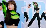 """Lisa (BLACKPINK) dạy thí sinh nhảy, nhưng vòng eo nhỏ không tưởng của """"lão sư vũ đạo"""" chiếm hết spotlight rồi!"""