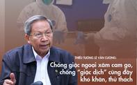 """Thiếu tướng Lê Văn Cương: Chống giặc ngoại xâm cam go, chống """"giặc dịch"""" cũng đầy khó khăn, thử thách"""