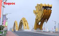 Nhiều tuyến phố ở Đà Nẵng vắng vẻ trong sáng ngày đầu tiên thực hiện cách ly toàn xã hội