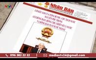 Clip: Lời kêu gọi của Tổng Bí thư, Chủ tịch nước hiệu triệu toàn dân để chiến thắng đại dịch Covid-19