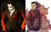 """Những điều thú vị về Giovanni, tay """"trùm cuối"""" xấu xa của thế giới Pokemon (P.1)"""
