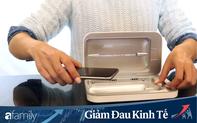 Thiết bị khử khuẩn điện thoại di động xuất hiện nhiều tại chợ mạng, giá bán không hề rẻ nhưng vẫn được nhiều người tiêu dùng săn đón
