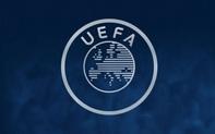 Chính thức hoãn Champions League, Europa League vô thời hạn