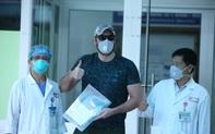 Thêm một bệnh nhân Covid-19 ở Đà Nẵng khỏi bệnh và cho xuất viện