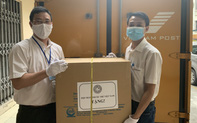 Vietnam Post dành nhiều ưu đãi, hỗ trợ chuyển vật tư y tế đến vùng dịch Covid-19