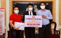CLB TP. HCM ủng hộ 360 triệu, chung tay chống dịch Covid-19
