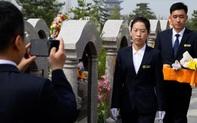 Dịch vụ tảo mộ online bùng nổ vào Tiết Thanh Minh ở Trung Quốc