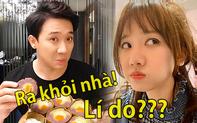 An yên đang lành, Hari Won bất ngờ nổi giận muốn đuổi Trấn Thành ra khỏi nhà: Lí do gì mà căng thế?