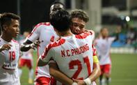 """""""Ronaldo Việt Nam"""" tiết lộ bí quyết giúp nhanh chóng ăn ý với Công Phượng tại TP.HCM"""