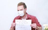 """Ca sỹ người Mỹ Kyo York """"truyền lửa"""" lạc quan cho cộng đồng chống dịch COVID-19"""