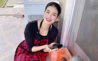 Mỹ nhân Việt trổ tài nữ công gia chánh khi đang cách ly ở nhà