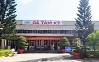 Kiến nghị tạm dừng vận chuyển hành khách qua đường sắt về Quảng Nam