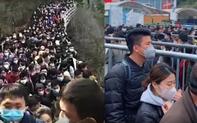 Khu du lịch Trung Quốc mở cửa miễn phí sau khi dịch Covid-19 được khống chế nhưng đã phải đóng cửa sau một ngày vì lượng khách quá tải