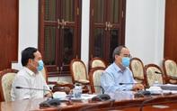 Bí thư Thành ủy TP.HCM Nguyễn Thiện Nhân: Thành phố đã chuẩn bị rất tốt trong nỗ lực kiểm soát dịch bệnh