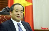 Chủ tịch VFF Lê Khánh Hải nhắc nhở bầu Đức nên vì cái chung