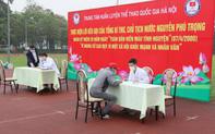 Hơn 400 VĐV, HLV tại Trung tâm huấn luyện thể thao Quốc gia đăng kí hiến máu tình nguyện