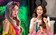 """Hoàng Thùy Linh vẫn ra sản phẩm mới và sự chuyên nghiệp trong thời điểm toàn showbiz """"đóng băng"""""""