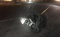 Hải Dương: Nam thanh niên say xỉn điều khiển xe máy tông thẳng vào nữ nhân viên chốt kiểm dịch COVID-19