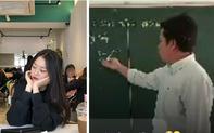 Thầy dạy online nhưng mạng yếu nên mờ tịt, nữ sinh đánh liều nhắc ai ngờ giật luôn spotlight với câu nói siêu hài hước