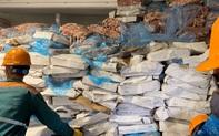 Xử lý hơn 72 tấn lòng non lợn không rõ nguồn gốc chờ tiêu thụ