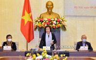 Uỷ ban Thường vụ Quốc hội họp phiên bất thường, bàn biện pháp hỗ trợ người dân