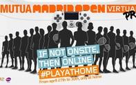 Các tay vợt chuyển sang thi đấu online khi tự cách ly vì Covid-19