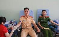 Bộ trưởng Tô Lâm kêu gọi CBCS Công an nhân dân tham gia hiến máu cứu người