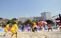 Giải Cầu mây bãi biển Vô địch toàn quốc năm 2020 sẽ diễn ra tại thành phố Đà Nẵng