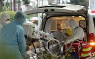 Nam phi công người Anh phụ thuộc gần hoàn toàn vào hệ thống ECMO, nhiễm trùng phổi chưa khống chế