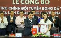 Đội tuyển Việt Nam nhận tài trợ lớn sau đại dịch, hướng tới mục tiêu xa