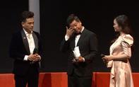 Lần đầu Đăng Dương bật khóc trên sóng truyền hình