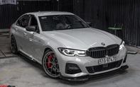 Chủ xe chi 1 tỷ đồng nâng cấp BMW 330i M Sport tại Sài Gòn: Riêng bộ mâm và phanh giá gần 500 triệu