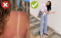 """Đừng dại mặc đồ hở ngày nóng mà """"cháy da cháy thịt"""", bạn hãy ưu tiên 4 items mát rượi nhưng vẫn chống nắng hiệu quả sau"""