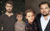 """Loạt ảnh phơi bày sự thay đổi nhan sắc của dàn sao Hollywood qua thời gian: """"Harry Potter"""" xuống sắc một trời một vực nhưng chưa sốc bằng Leonardo DiCaprio"""