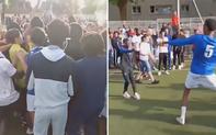 """Trận đấu bóng đá khó tin ở Pháp, quan chức lo sẽ có """"bom virus corona"""""""