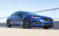 Đây là Acura TLX 2021 - Xe sang Nhật Bản trở lại đấu Mercedes-Benz C-Class, BMW 3-Series và Audi A4