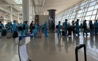 Đưa gần 340 công dân Việt Nam tại Hàn Quốc về nước an toàn